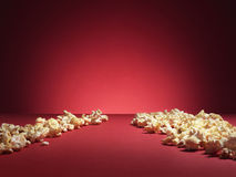 Фара попкорна кино - изображение запаса стоковая фотография