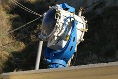 Фара света лампы маяка Стоковая Фотография