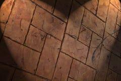 Фара с текстурой стены Стоковое Изображение