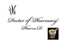 фармация доктора Стоковое Изображение