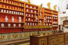 Фармация Дубровника старая стоковые изображения