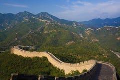 Фарфор Великой Китайской Стены badaling стоковая фотография rf