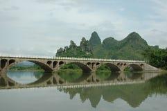фарфор моста Стоковое Изображение RF