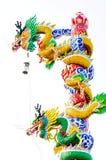 Фарфор дракона Стоковые Изображения RF