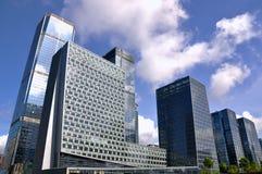 фарфор самомоднейший shenzhen здания Стоковые Изображения RF