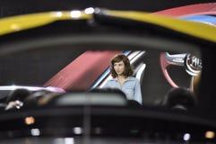 фарфор 2012 автомобилей Стоковые Фотографии RF
