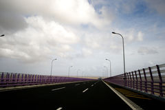 фарфор hangzhou s моста залива Стоковые Изображения RF