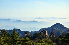 фарфор huangshan Стоковые Фото