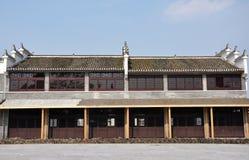 фарфор huizhou зодчества Стоковое Изображение RF