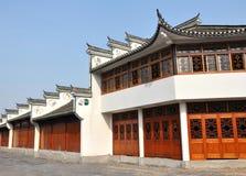 фарфор huizhou зодчества Стоковая Фотография