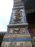 Фарфор Museum of дворца Шэньяна Стоковые Изображения