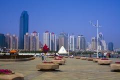 Фарфор Qingdao стоковая фотография rf