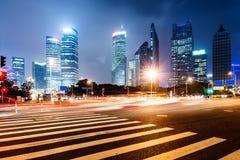 фарфор shanghai стоковые фото