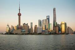 фарфор shanghai Стоковое Изображение RF