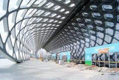 Фарфор Shenzhen: ремонт стадиона Стоковые Изображения RF