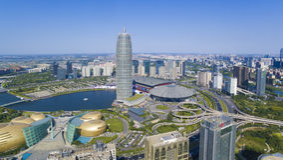 Фарфор Zhengzhou Хэнаня стоковая фотография rf