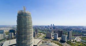 Фарфор Zhengzhou Хэнаня стоковые фото