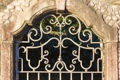 фасады и детали здания ботанического сада на verbania ita стоковые изображения