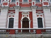 Фасад виска святого мученика милосердного Стоковая Фотография RF