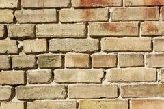 Фасад кирпича дома Стоковое фото RF