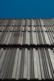 Фасад металла стоковые фотографии rf