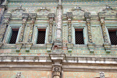 Фасад стародедовской дома Стоковое Изображение RF