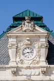 фасад часов Стоковые Фото