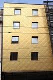 Фасад золота Стоковое Фото