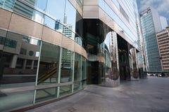 фасад здания самомоднейший Стоковая Фотография RF
