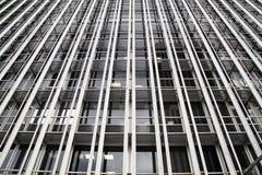 фасад здания самомоднейший Стоковые Изображения