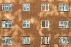 Фасад здания Стоковые Фото