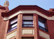 Фасад здания 20 Стоковое Фото