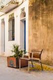 фасад здания barcelona Стоковые Изображения