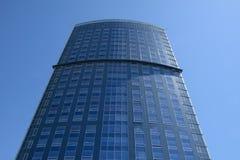 Фасад многоэтажного здания Стоковые Фотографии RF