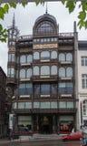 Музей Брюссель музыкальной аппаратуры Стоковая Фотография RF