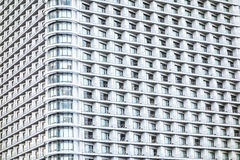 Фасад небоскреба Стоковое Фото