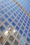 Фасад небоскреба NYC Стоковое Изображение RF