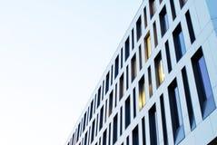 фасад самомоднейший стоковая фотография