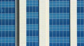 Фасад современного офисного здания небоскреба Стоковое Фото