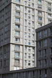 Фасад старого здания Стоковые Изображения RF