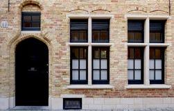 фасад традиционный Стоковые Изображения
