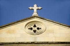 Фасад церков 7 Стоковое Фото