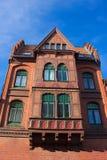 Фасады Lueneburg-III-Германии Стоковое Изображение