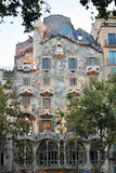Фасад Battlo Касы Стоковое Изображение RF