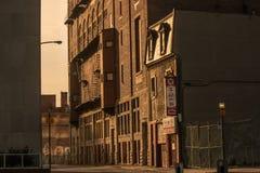 фасад New York Стоковые Фотографии RF
