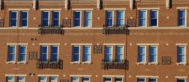 Фасад Windows Стоковое фото RF
