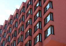 Фасад Windows Стоковая Фотография