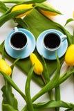 фасоли заварили выбор влияния кофе тортов экстренно свеже разбросанный печеньями Стоковые Изображения