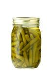 фасоли jar сохранено Стоковая Фотография RF