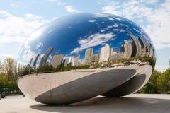 фасоль chicago Стоковое Изображение RF